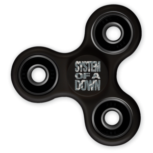 Black Fidget Spinner Transparent Images PNG PNG icons