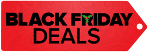 Black Friday Transparent Background PNG Clip art