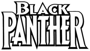 Black Panther Logo PNG Transparent Image PNG Clip art