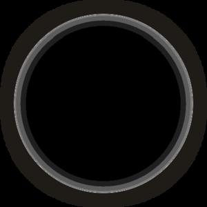 Black PNG Transparent File PNG icons