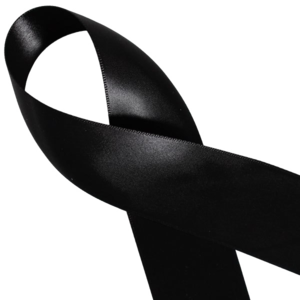 Black Ribbon PNG File PNG Clip art