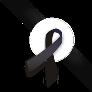 Black Ribbon PNG Image PNG Clip art
