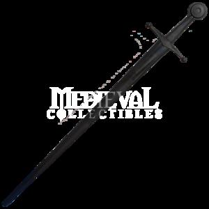 Black Sword Transparent PNG PNG Clip art