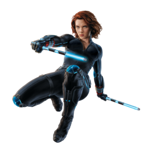 Black Widow PNG File PNG Clip art