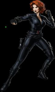 Black Widow PNG Free Download PNG Clip art