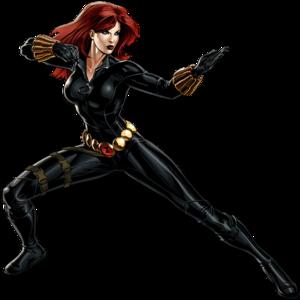 Black Widow PNG HD PNG Clip art