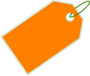 Blank Tag PNG Pic PNG Clip art