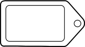 Blank Tag PNG Picture PNG Clip art