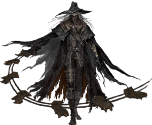 Bloodborne PNG Pic PNG Clip art
