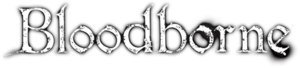 Bloodborne Transparent Background PNG clipart