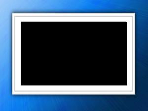 Blue Border Frame PNG Free Download PNG Clip art