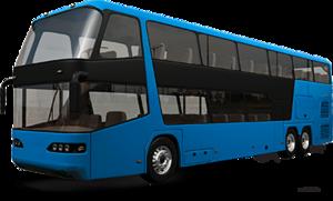 Blue Bus PNG PNG Clip art
