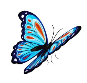 Blue Butterfly PNG PNG Clip art