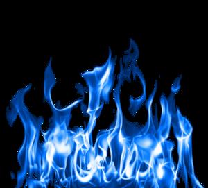 Blue Fire PNG Clipart PNG Clip art
