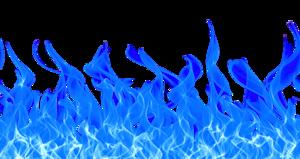 Blue Fire PNG HD PNG Clip art