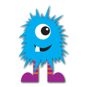 Blue Monster PNG Photo PNG Clip art