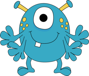 Blue Monster PNG Photos PNG Clip art