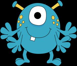 Blue Monster PNG Photos PNG Clip art