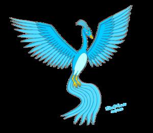 Blue Phoenix PNG Image PNG Clip art