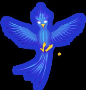 Blue Phoenix PNG Photos PNG Clip art