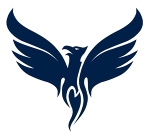 Blue Phoenix PNG Pic PNG Clip art