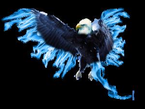 Blue Phoenix Transparent PNG PNG Clip art