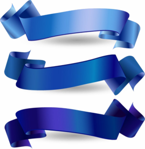 Blue Ribbon PNG Free Download PNG Clip art