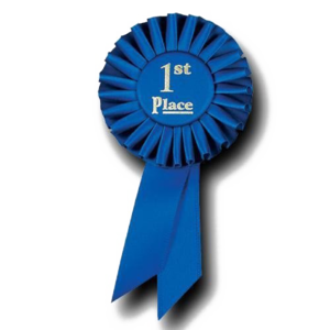 Blue Ribbon PNG Pic PNG Clip art