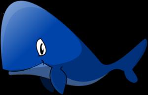 Blue Whale Transparent PNG Clip art