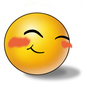 Blushing Emoji PNG Photos PNG Clip art