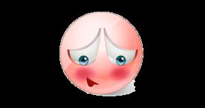 Blushing Emoji PNG Transparent Image PNG Clip art