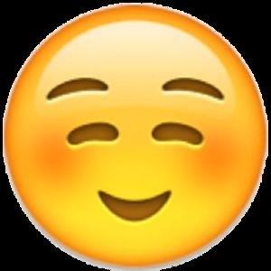 Blushing Emoji Transparent PNG PNG Clip art