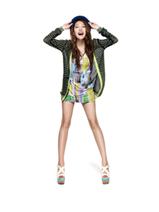 BoA PNG Transparent Photo PNG icons