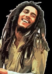 Bob Marley PNG Image PNG Clip art