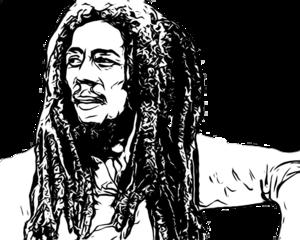Bob Marley PNG Pic PNG Clip art