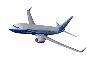 Boeing Transparent Background PNG clipart