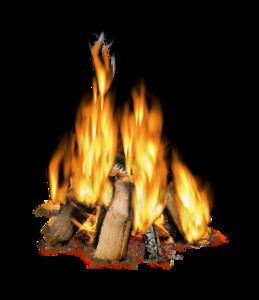 Bonfire Background PNG PNG Clip art