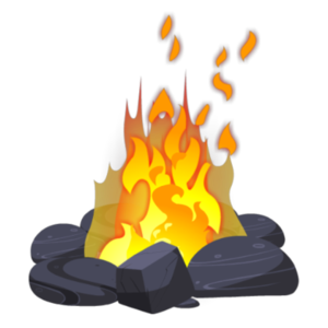 Bonfire Transparent Background PNG Clip art