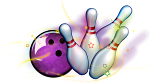 Bowling Rolls PNG Image PNG Clip art