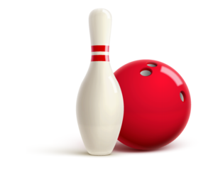 Bowling Rolls PNG Pic PNG Clip art
