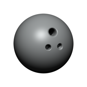 Bowling Rolls Transparent Background PNG Clip art