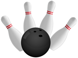 Bowling Strike PNG Clipart PNG Clip art