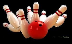 Bowling Strike PNG Pic PNG Clip art