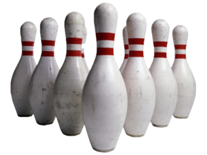 Bowling Strike PNG Transparent Picture PNG Clip art