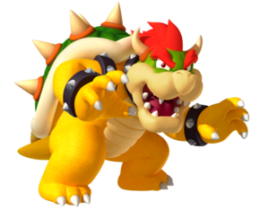Bowser Transparent Background PNG Clip art