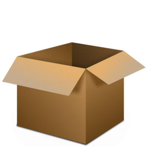 Box Transparent Background PNG Clip art