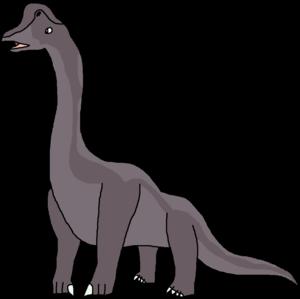 Brachiosaurus PNG File PNG Clip art