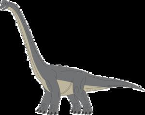 Brachiosaurus PNG Transparent Picture PNG Clip art