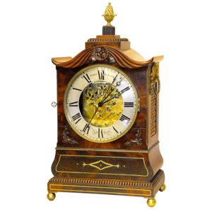 Bracket Clock PNG Transparent Picture PNG Clip art