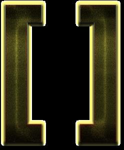 Brackets PNG HD PNG Clip art